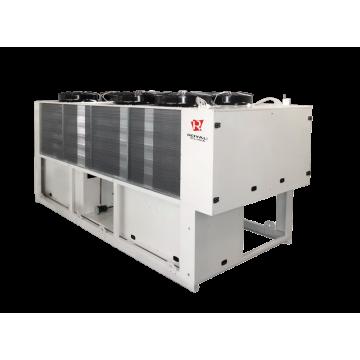 Чиллеры и тепловые насосы с воздушным охлаждением конденсатора ADDA (REA 8-H-S)